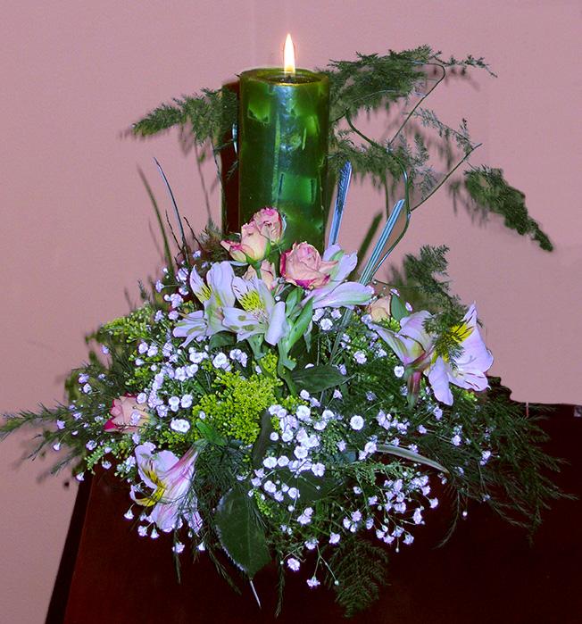 Centros de mesa con flores naturales children bedroom - Centros de mesa naturales ...