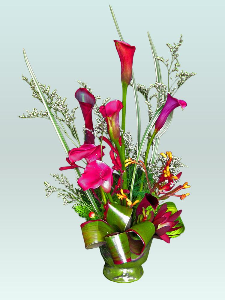 Bases para arreglos florales flores para colombia tattoo - Arreglo de flores naturales ...
