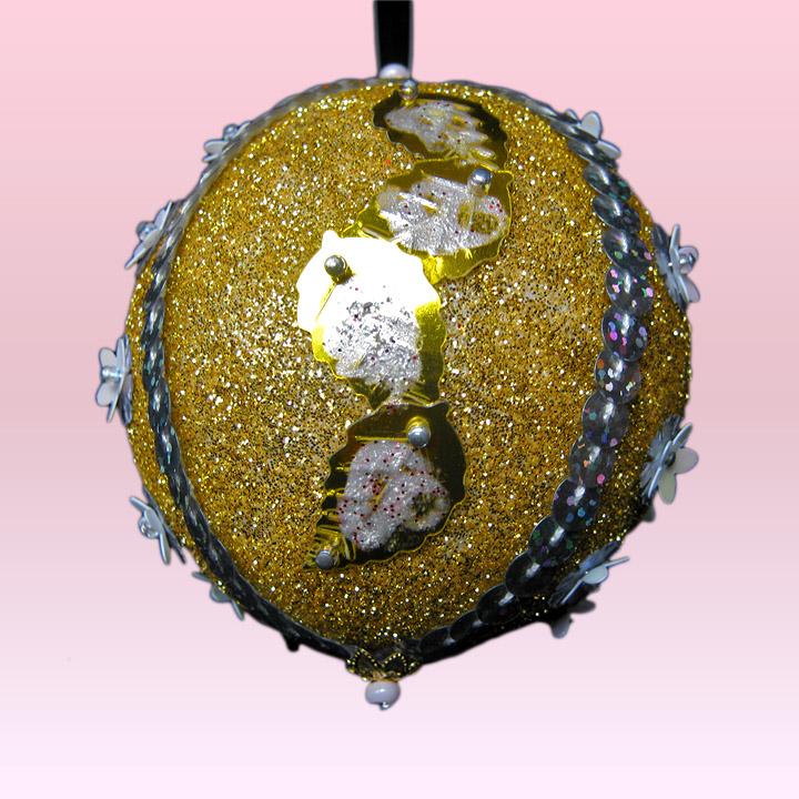 Terearte bolas navide as decoradas para el rbol for Adornos navidenos mercadolibre